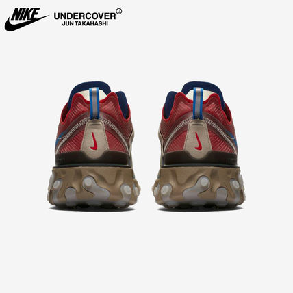 Nike スニーカー 即納 国内発送 UNDERCOVER × NIKE REACT ELEMENT 87(2)