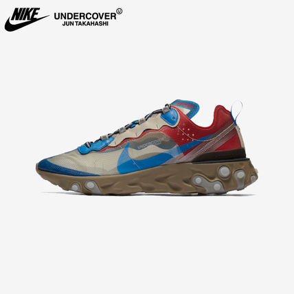 Nike スニーカー 即納 国内発送 UNDERCOVER × NIKE REACT ELEMENT 87(6)