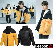 REEBOK★Wanna One着用 Unisex reversible Down Jacket DX7070