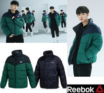 REEBOK★Wanna One着用 Unisex reversible Down Jacket DX7067