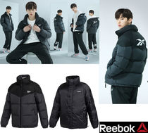 REEBOK★Wanna One着用 Unisex reversible Down Jacket DX7069