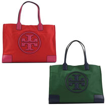 TORY BURCH トートバッグ 52460 ELLA COLOR-BLOCK TOTE