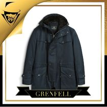 GRENFELL(グレンフェル) ジャケットその他 GRENFELL GRENFELL|Scafell in Navy Grenfell Cloth