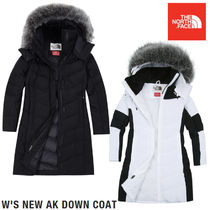 THE NORTH FACE★W'S NEW AK DOWN COAT 2カラー