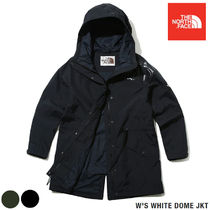 THE NORTH FACE(ザノースフェイス) ★W'S WHITE DOME JKT 2色