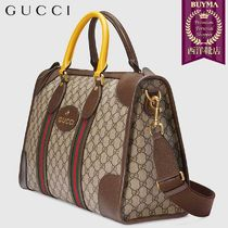 【正規品保証】GUCCI★18秋冬★SOFT GG SUPREME DUFFLE BAG
