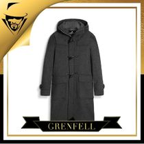 GRENFELL(グレンフェル) コートその他 GRENFELL GRENFELL|The Original Duffle Coat in Merino Wool