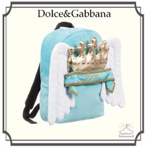 Dolce&Gabbana☆Crown & Wings バックパック (35cm)