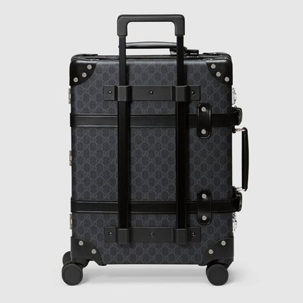 GUCCI スーツケース 【正規品保証】GUCCI★18秋冬★GLOBE-TROTTER GG CARRY-ON(8)