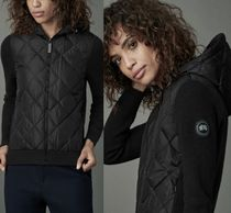 *CANADA GOOSE*Black Label HyBridge Quilted Knit Hoody