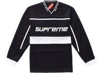 Supreme シュプリーム Warm Up Hockey Jersey 18 AW WEEK 7