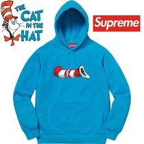 Supreme Cat in the Hat Hooded Sweatshirt AW18 WEEK 7