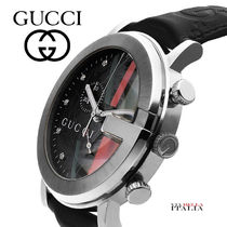 9463a1d383d とってもグッチ☆ GUCCI G ROUND CHRONO - YA101322 42mm