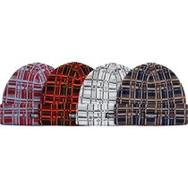 Supreme シュプリーム Plaid Beanie 18 AW  WEEK 7