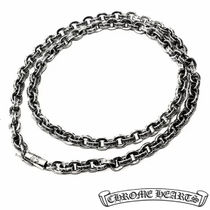 【CHROME HEARTS】ペーパーチェーン ネックレス 24inch / 61cm