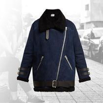 Acne Studios★18AW Velocite shearling jacket