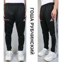 Gosha Rubchinskiy × ADIDAS TRAINING PANTS ブラック 国内発