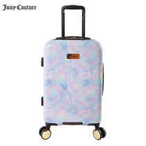 JUICY COUTURE(ジューシークチュール) スーツケース セレブ愛用♪JUICY COUTUREのスーツケース(機内持込可)関税込