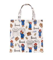 Harrods(ハロッズ) エコバッグ  Harrods Small Paddington Bear Shopper Bag