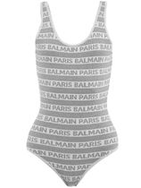 【関税負担】♡BALMAIN♡ Body in Silver With Logo