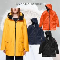 CANADA GOOSE Wolfville Jacket アクティブに着こなす 4色展開