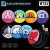 BT21 LINE FRIENDS 充電データ送信用USBケーブルandroid  iphone