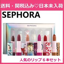 限定 SEPHORA Midnight Kisses Storybook SET LIPSTORIES Set