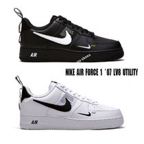 NIKE★AIR FORCE 1 '07 LV8 UTILITY★ロゴ★2色