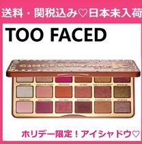 Too Faced(トゥフェイス) アイメイク TOO FACED Gingerbread Spice Eye Shadow Palette ホリデー限定