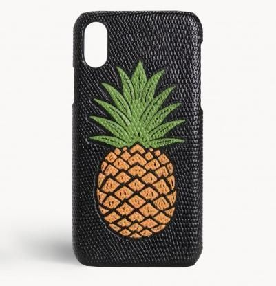 THE CASE FACTORY スマホケース・テックアクセサリー 関税送料込☆THE CASEFACTORY☆IPHONE XR PINEAPPLE(2)