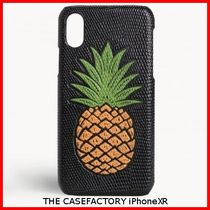 関税送料込☆THE CASEFACTORY☆IPHONE XR PINEAPPLE