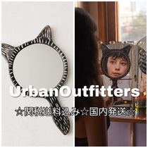 Urban Outfitters(アーバンアウトフィッターズ) 鏡 *Urban Outfitters*新作*子猫ハンドヘルドミラー☆関税送料込☆