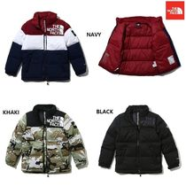 【新作】THE NORTH FACE ★人気 K'S NOVELTY NUPTSE DOWN JACKET