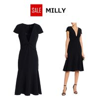 ★SALE★MILLY  クレープ ワンピース