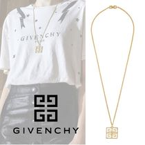 GIVENCHY 4G ペンダント ロング ネックレス