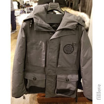 CANADA GOOSE▼Macculloch 機能的 ポケット ダウン パーカー