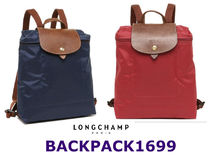 2018AW☆Longchamp(ロンシャン) Le Pliage Backpack 1699 2色