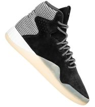 adidas Originals Tubular Instinct ブラック&ブルー UNISEX