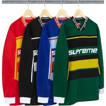 7 WEEK Supreme FW 18 Warm Up Hockey Jersey