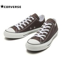 ☆国内正規品☆CONVERSE ALL STAR 100 COLORS OX 32863079 BROWN