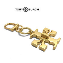 TORY BURCH KIRA METAL KEY FOB キーホルダー53427-701(新品)