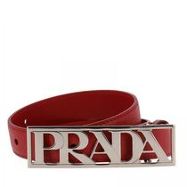 新作★ belt women prada