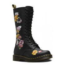 ★Dr.Martens★1914 Vonda II 14 アイブーツ / Black Softy T