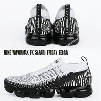 NIKE★AIR VAPORMAX FLYKNIT SAFARI FRIDAY ZEBRA★ゼブラ