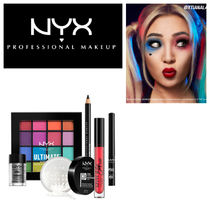 NYX ハーレイクイン メイクアップセット
