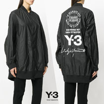 Y-3(ワイスリー) ブルゾン 直営アウトレット【Y-3】W REVERSIBLE BOMBER/ CY8396 BLACK