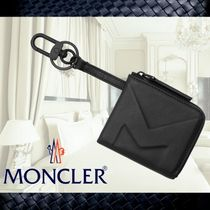 **Moncler**モンクレール☆Black 'M' Coin Pouch Wallet☆財布
