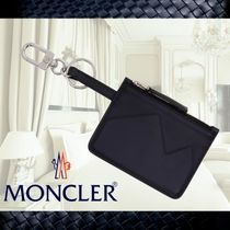 **Moncler**モンクレール☆Navy Coin Purse Wallet☆財布