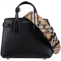【関税負担】 BURBERRY BANNER BAG MINI
