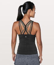 セール!Swiftly Tech Strappy Tank / Black